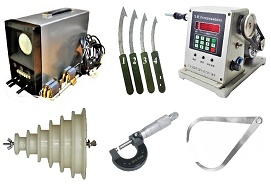 Приборы и инструменты для ремонта электродвигателей