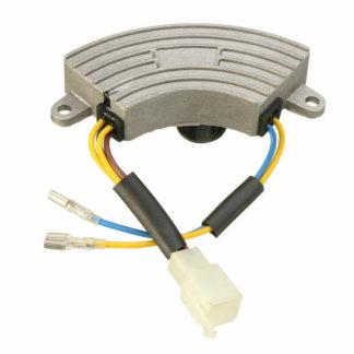 AVR регулятор тока генератора